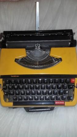 *Brother Typewriter*