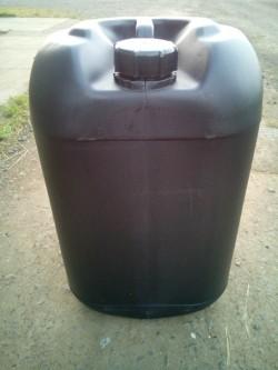 25l Plastic drums - heating oil,  diesel