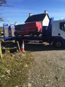 Machinery,Tractor and Car Transport