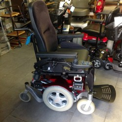 Quickie Salsa Electric wheelchair(New Batteries)