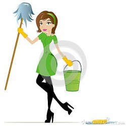 Part time cleaner available