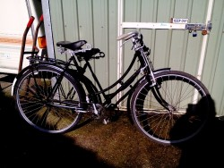 High Nelly Raleigh bicycle
