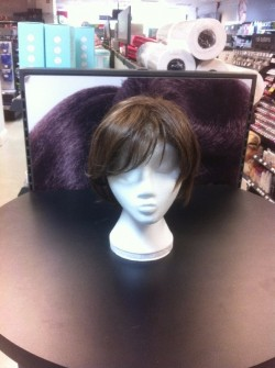 Quality 100% Modacrylic Wig – Unused