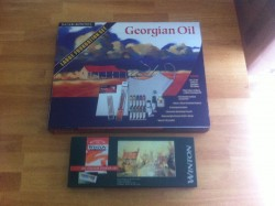 Quality Brand Oil Painting sets Unopened