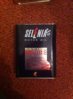 Selenia Motor Racing Oil