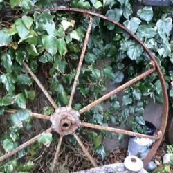 All sizes of steel wheels