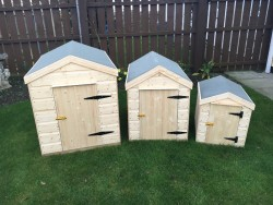 New Dog boxes