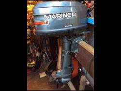 Mariner 4 Engine
