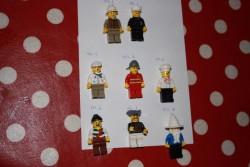 Lego Badge's NEW