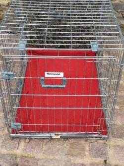 Internal pet cage