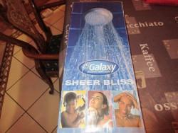 Galaxy Mains Water Shower