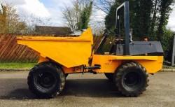 Benford 6 ton dumper-perfect for self build/excavation/farm