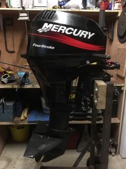 Mercury 15 hp 4 stroke outboard