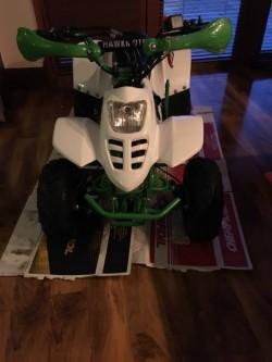 Quad 90cc Used Twice