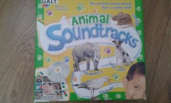 Animal soundtrack CD