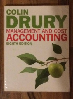 Colin Drury - Management and Cost Accounting 8th Edition