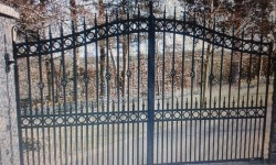 Steel and Timber Gates made to measure