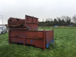 carbored compactor