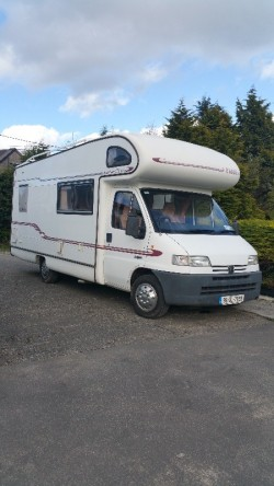 Camper Van 1999 Diesel