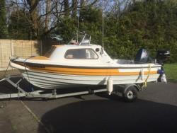 Bonwitco 475 Fishing Boat