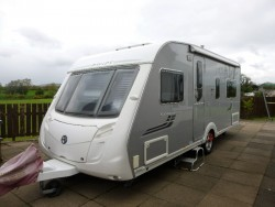 Swift Conqueror 540 Touring Caravan