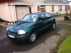 For sale  Excellent 2000 Renault Clio