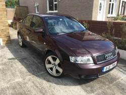 Audi A4 1.9 TDi SE - Just passed NCT