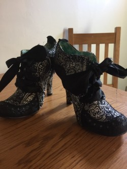 Irregular Choice shoes/boots
