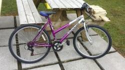 Ladies bicycle  26 inch wheel.