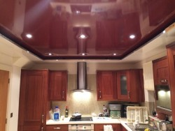 Stretch Ceilings. Modern Design and Hassle-free Solution.