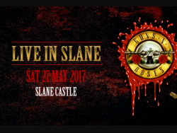 Guns n Roses, Slane Castle. 2 tickets