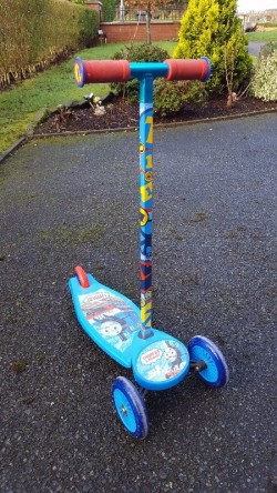 Thomas Scooter For Sale