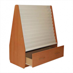 WANTED WOODEN GREETING CARD DISPLAY UNITS
