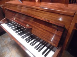 small upright piano by zender =superb=