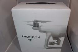 The DJI Phantom 3 and 4 Professional Drone