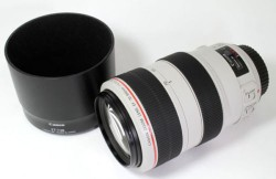 New Canon EF 70-200mm Lens