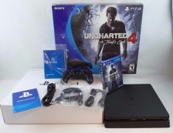 Complete Sony Playstation 4