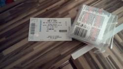 1 guns n roses ticket, 27th May slane castle