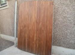 Solid Teak gate for Sale