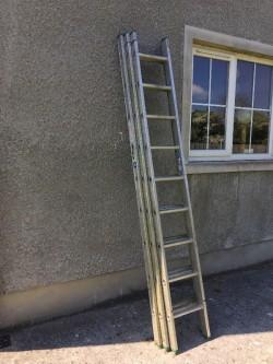 Aluminium Ladder - 3 stage