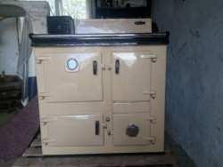 Rayburn royal solid fuel cooker