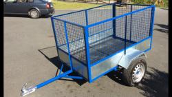 Car quad trailer