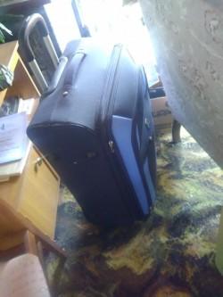 large travle case on wheels for sale