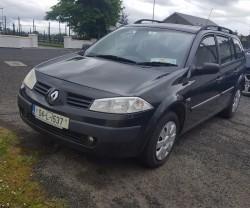 04 Renault Megan estate