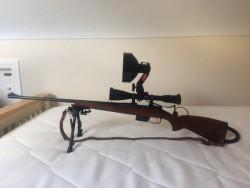 Light force gun light