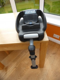 Easybase for baby car seat