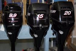 Mercury Outboard Motors- 115 HP- 150 HP- 175 HP- 20 HP- 200 HP- 225 HP 300 H
