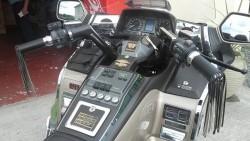 Motorbike, Honda Goldwing