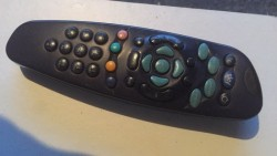 Sky box and remotes