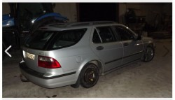 2002 Saab 9-5 Estate for breaking
